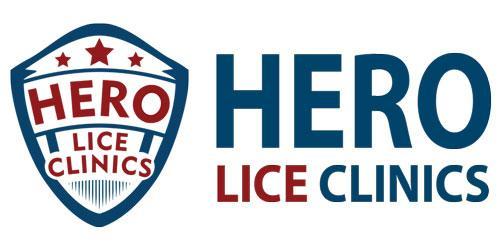 Hero Lice Clinics Retina Logo