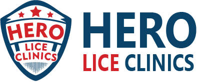 Hero Lice Clinics   Guaranteed Head Lice Removal Logo