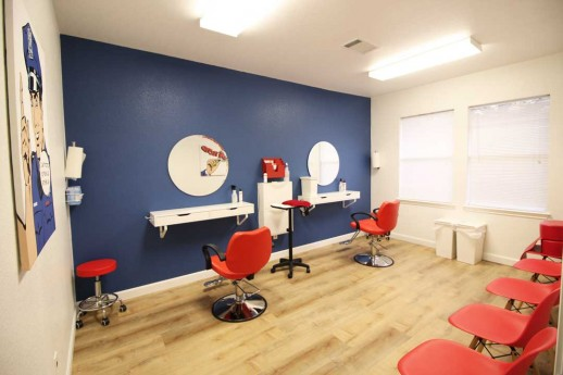 Austin-Lice-Treatment-Room